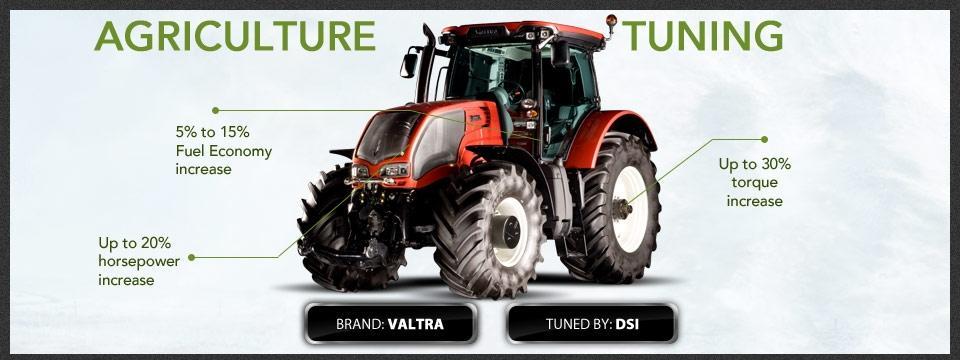 Valtra Torque & Performance Tuning | Diesel Spec