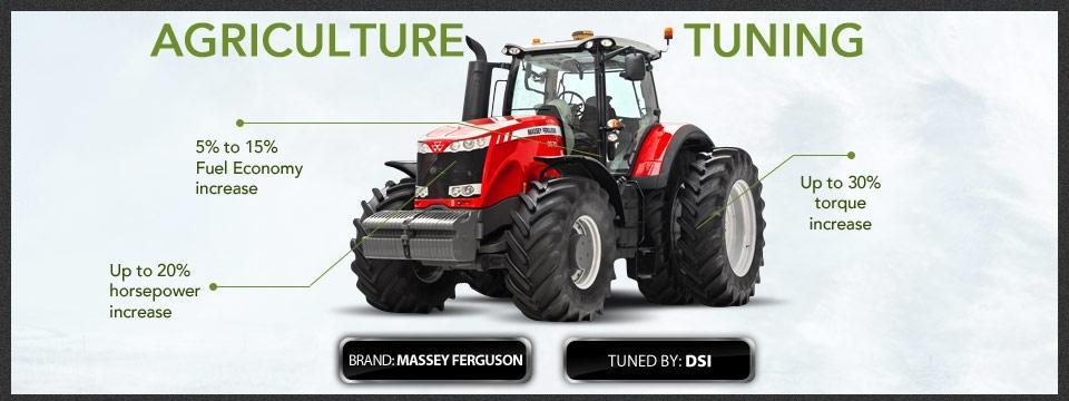 Massey Ferguson Torque & Performance Tuning   Diesel Spec