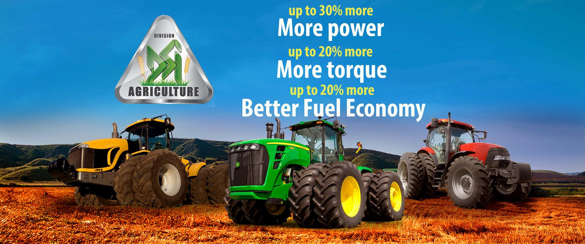 Diesel Spec Agriculture | Tractor and farm machinery tuning